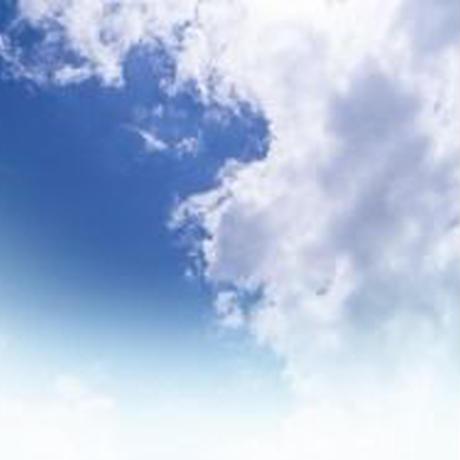 空・雲10