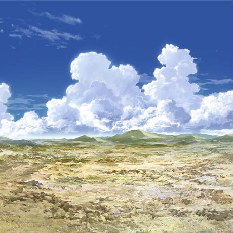 【イラスト背景】【合作】時差入道雲01_15