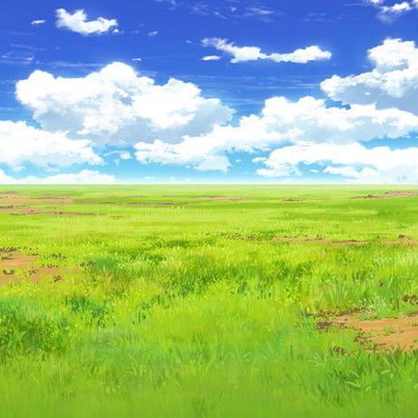 【イラスト背景】【合作】時差雲03_08