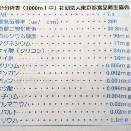 香村金剛水 500ml (香村工芸)