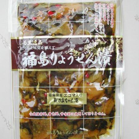 新かあちゃん漬 170g (福島りょうぜん漬)