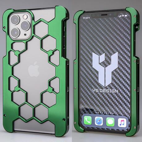 iPhone 11Pro用プロテクターケース