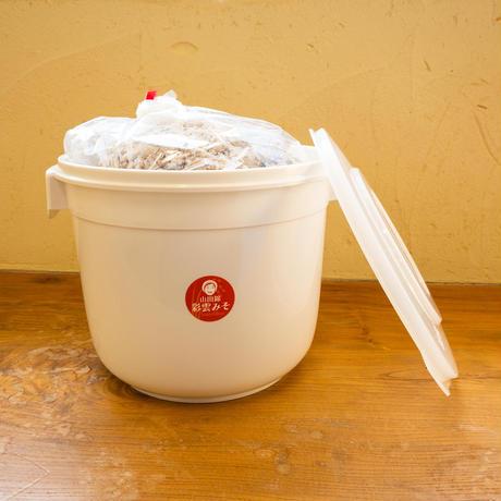 自分で仕込める味噌キット(5kg)
