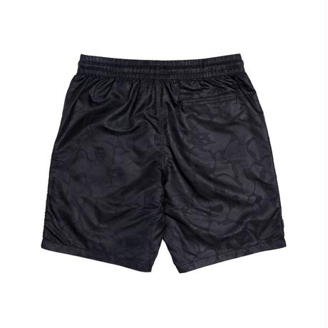RIPNDIP Black Out Nylon Shorts  Black Out Camo