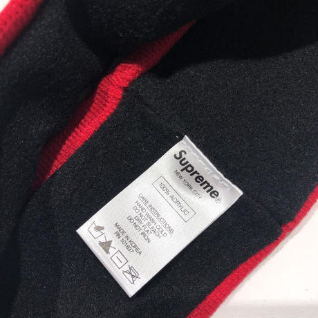 Supreme International Headband/RED