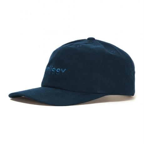 STUSSY Two Tone Logo Low Pro Cap NAVY