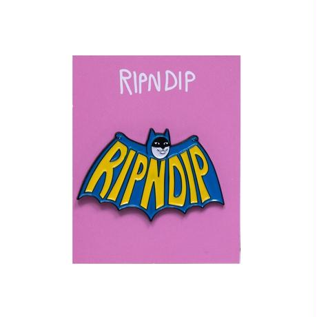 RIPNDIP Catman Pin