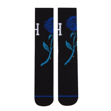 HUF FAREWELL SOCKS BLACK