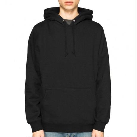 STUSSY Smooth Stock App. Hood BLACK