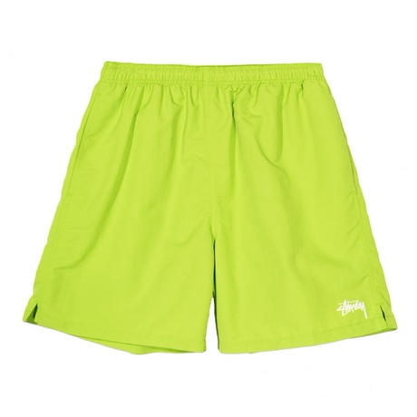 STUSSY  STOCK WATER SHORT LIME