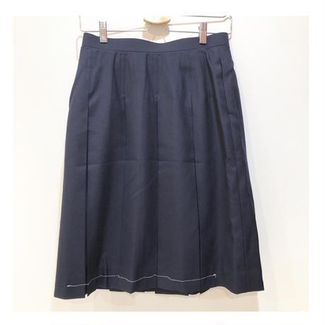 富士中学校 冬スカート W72〜