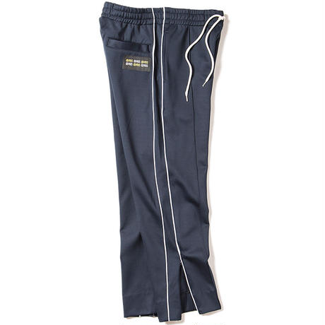 Deviluse Piping Track Pants NAVY