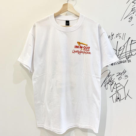 "IN-N-OUT BURGER / ""1993 TASTE OF CALIFORNIA"" T-shirts"
