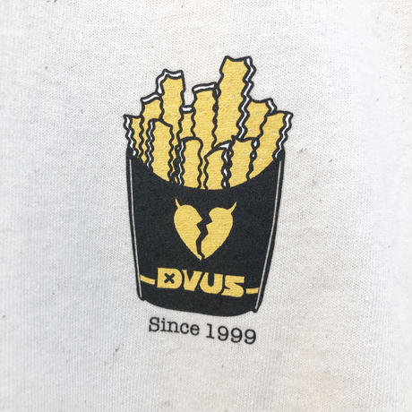 Deviluse Fries T-shirts NATURAL