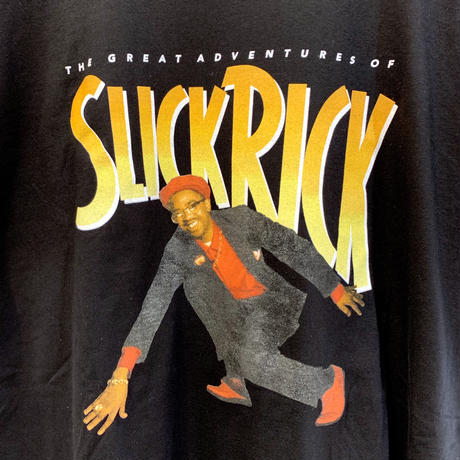 "Slick Rick ""The GREAT ADVENTURE"" 30th Anniversary Official T-Shirt"