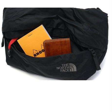 THE NORTH FACE GLAM HIP BAG BLACK