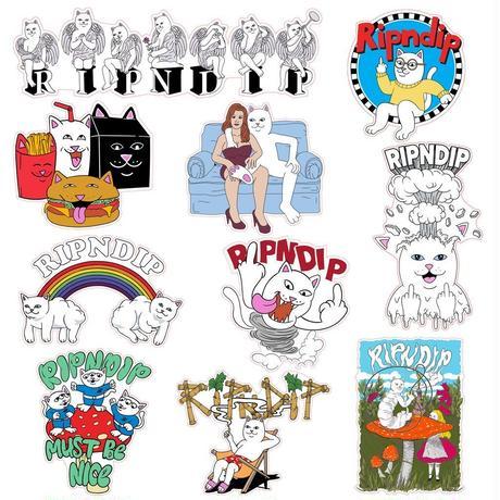 RIPNDIP Fall 19 Sticker Pack