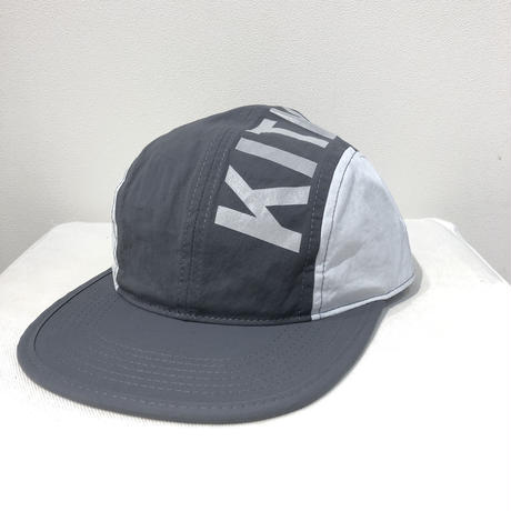 KITH Active Racer Hat Colorblock-Battleship