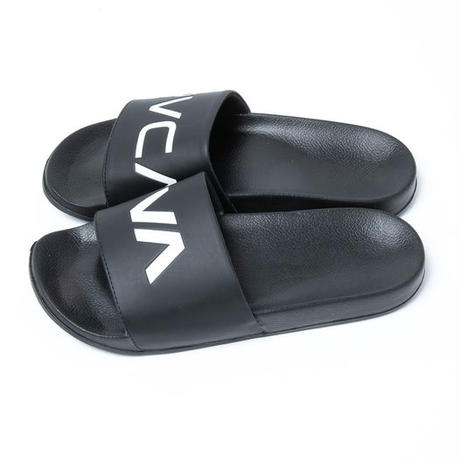 RVCA  SHOWER SANDAL BLACK