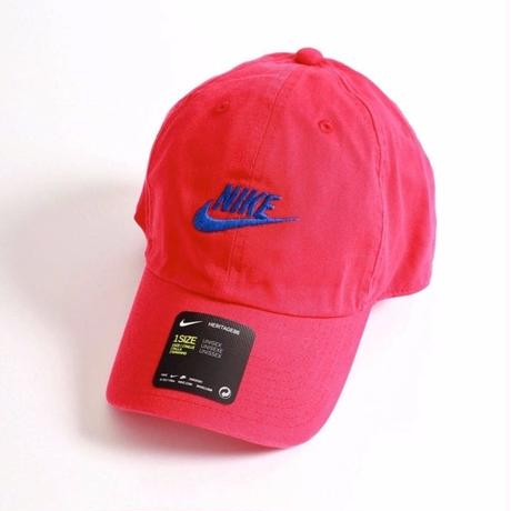 NIKE H86 FUTURA WASHED CAP RED