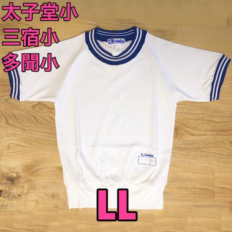 小学校体操着(上)半袖運動シャツ LL