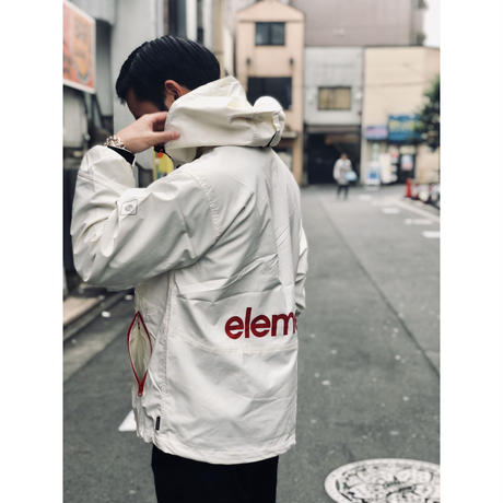ELEMENT Anorak Jacket Cream