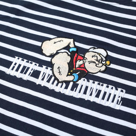 HUF POPEYE S/S KNIT TOP