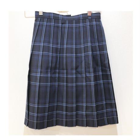 北沢中学校 夏スカート W72〜