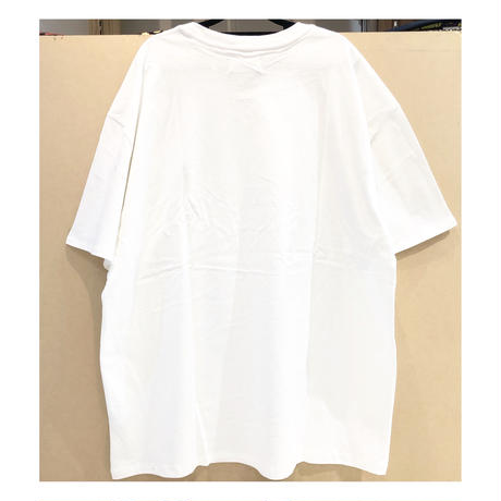 FOG ESSENTIALS SS TSHIRT IN BLANC DE BLANK XL