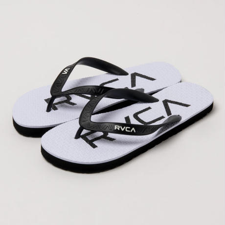 RVCA TRENCH TWN 3 SANDAL WHT