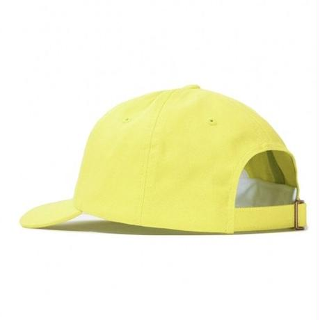 Stussy Stock Low Pro Cap Lime
