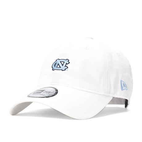 NEW ERA 9THIRTY COLLEGE NORTHCU CAP WHITE