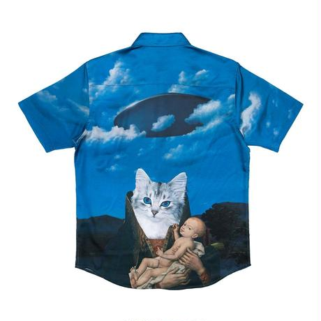 RIPNDIP Hold Me Button Up Navy