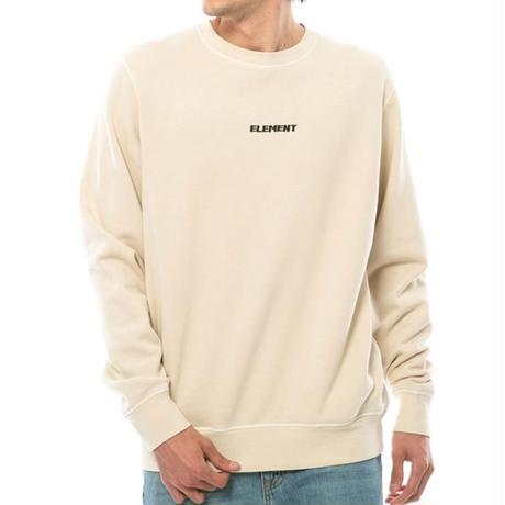ELEMENT SIZE POP WASHED CREW STN