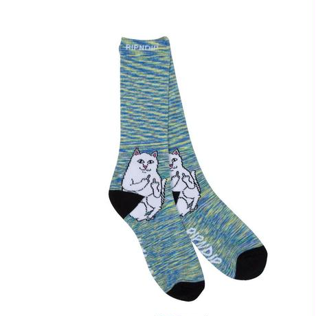 RIPNDIP Lord Nermal Socks SPACE