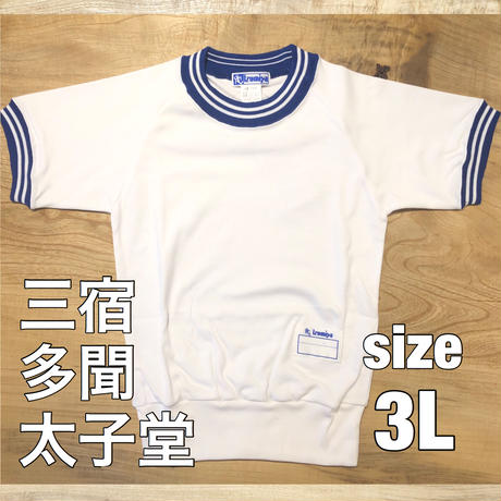 小学校体操着(上)半袖運動シャツ 3L / T-50