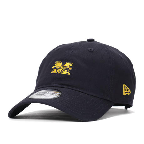 NEW ERA 9THIRTY COLLEGE MICHIGAN NY CAP NAVY