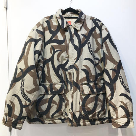 Supreme Reversible Puffy Work Jacket L