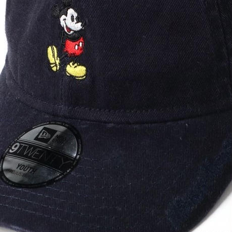 NEW ERA YOUTH 920 DISNEY STNDNG MICKEY MINI NVY