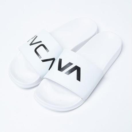 RVCA  SHOWER SANDAL WHITE