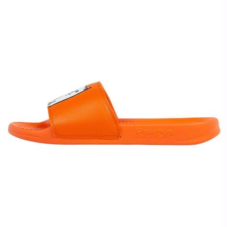RIPNDIP LORD NERMAL SLIDES Safety Orange