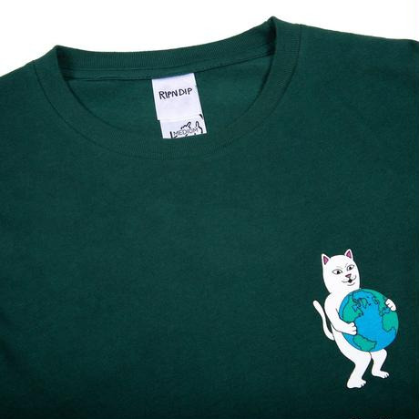 RIPNDIP Fuck Everything L/S Hunter Green