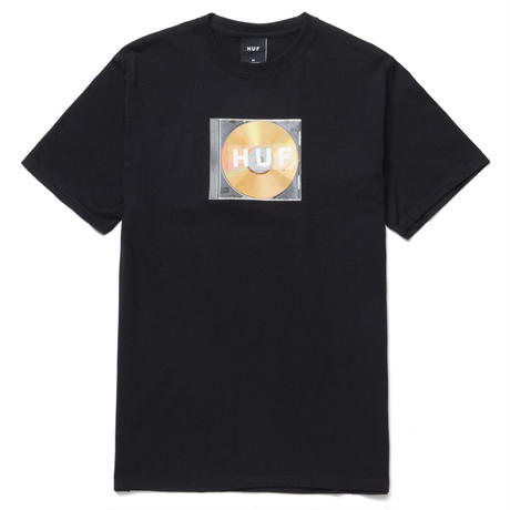 HUF MIX BOX LOGO S/S TEE BLACK