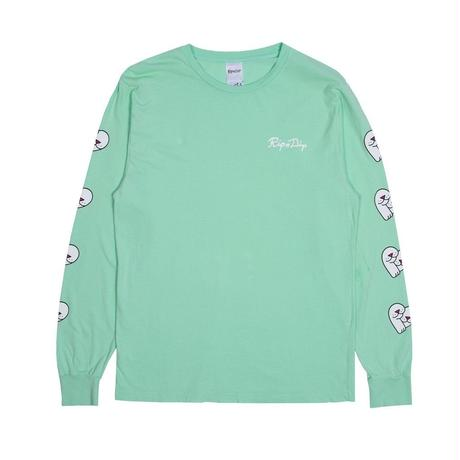 RIPNDIP Love Nerms L/S Mint