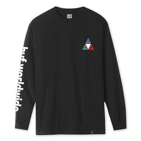 PRISM TT L/S TEE BLACK