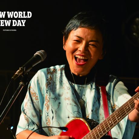 New world New day  Post card set