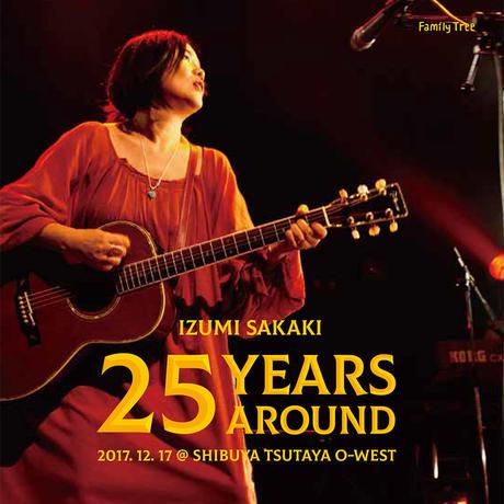 25YEARS AROUND    CD