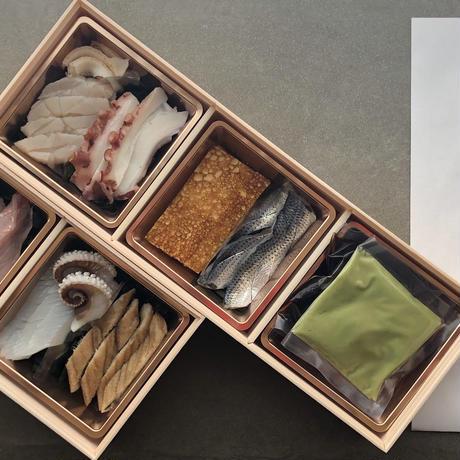 手巻き寿司(2人前)