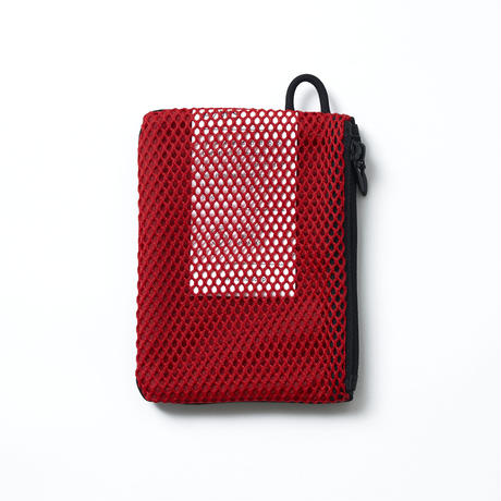 AMARIO A/WS - MESH POUCH RED