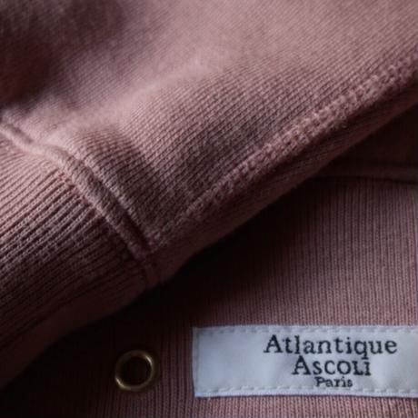 ATLANTIQUE ASCOLI CREW NECK SWEATBLOUSE ROSE